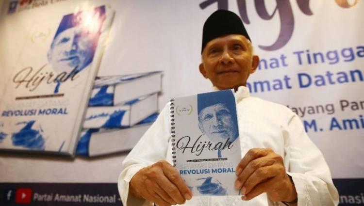 Pedas Banget, Kritik Amien Rais ke Jokowi: Very Very Very Wrong 4 Tahun Ini!