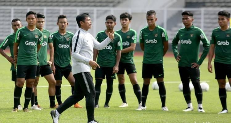 Indra: Tak Sulit Mencoret Pemain Timnas U-22