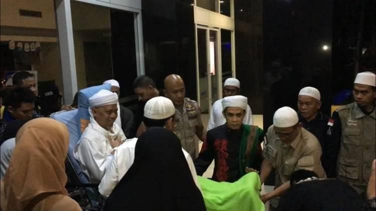 Dirawat di Malaysia, KH Arifin Ilham Bicara Soal Kematian
