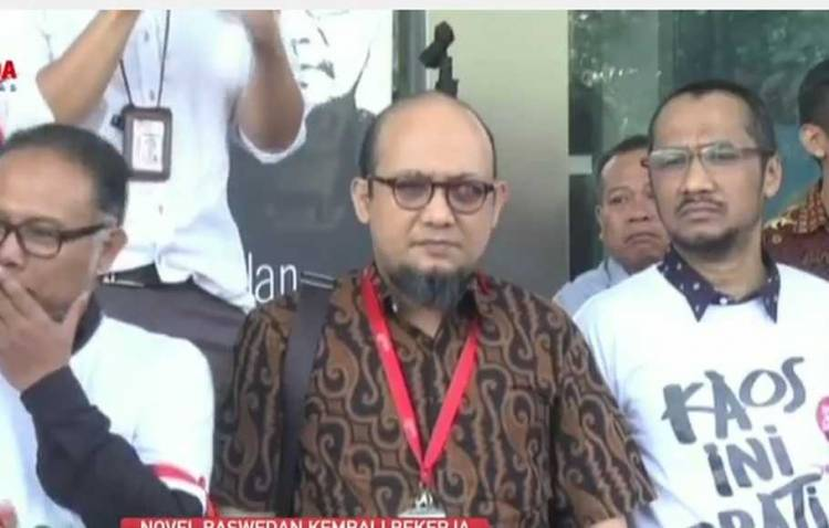 Timses Jokowi Minta Prabowo-sandi Tak Kaitkan Kasus Novel