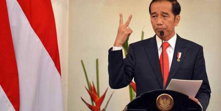 Jokowi: Gaji Perangkat Desa Setara PNS Golongan IIA