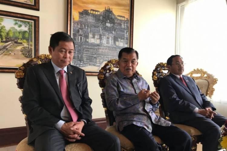 Cadangan Bahan Bakar Indonesia 21 Hari, Ini Kata JK