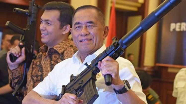 Dikutip Capres Prabowo, Menhan Balik Klaim Indonesia Bertahan 1000 Tahun Saat Perang