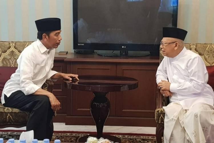 TKN Klaim Jokowi-Ma'ruf Sudah