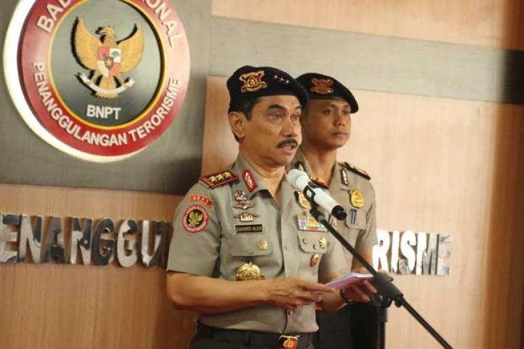 BNPT Pun Beri Masukan Jokowi Soal Penanganan Terorisme Terkait Materi Debat
