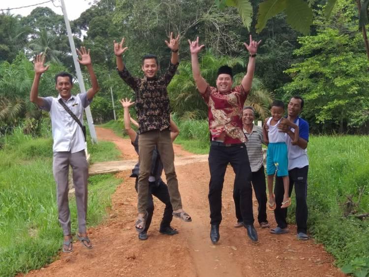 Ke Muaro Jambi, Ihsan Yunus Jelaskan Harga Karet akan Naik Pada Februari