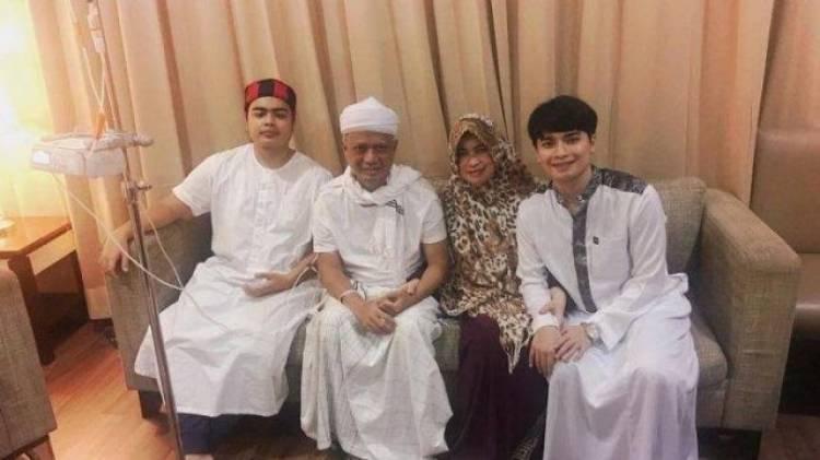 Ustadz KH Arifin Ilham Diperbolehkan Meninggalkan RS Gleneagles