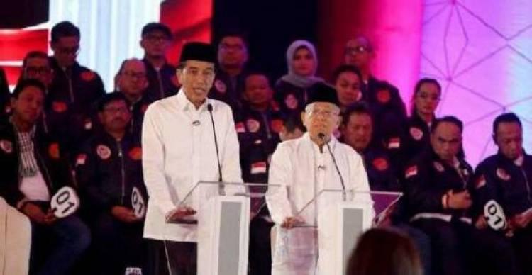 Ditanya Prabowo Soal Beda Stok Beras, Jokowi: Ada Mau Impor Ada Tidak Tapi Jika Diputuskan Ya Dijalankan