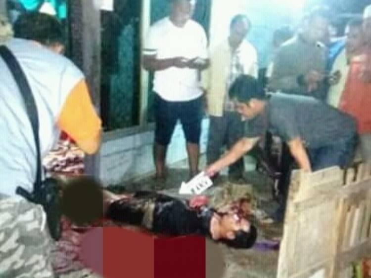 Diduga Ganggu Istri Orang, Kader Gerindra Sarolangun Jambi Tewas Ditusuk Linggis