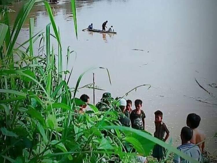 Cuci Kaki di Sungai Batanghari, Bocah dari Mersam Hilang Diduga Tenggelam
