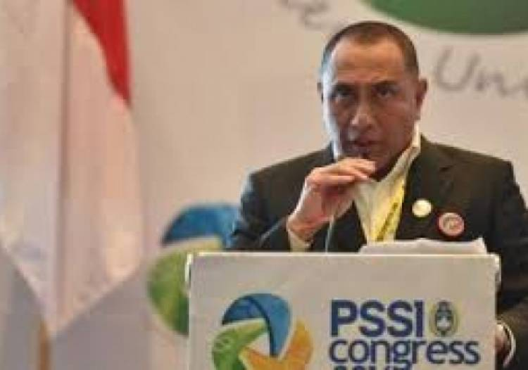 Edy Rahmayadi: Mundur Dari Ketum PSSI Keputusan Terbaik Untuk Bangsa