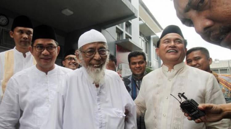 Baasyir Hanya Tunduk Kepada Allah, PDIP: Ba'asyir Harus Setia Pada Pancasila