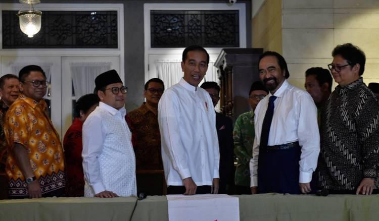 Surya Paloh Sebut Perlu Strategi Khusus Menangkan Jokowi-Maruf di Sumbar