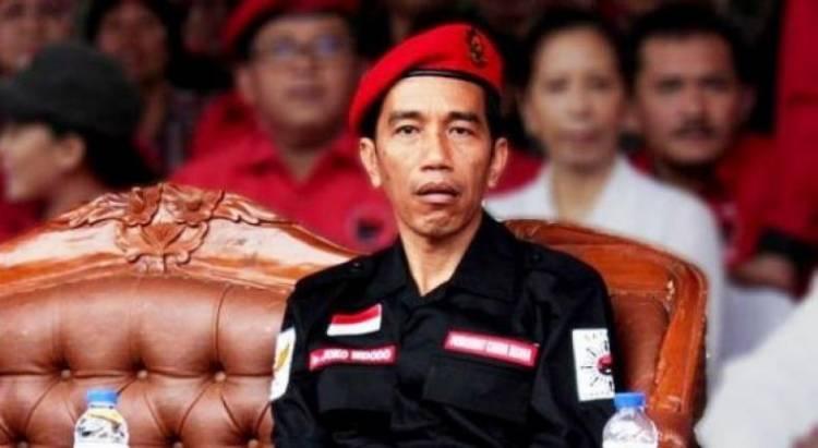 Ma'ruf: Yang Ngomong Jokowi Tidak Cinta Ulama Itu Orang Bengong