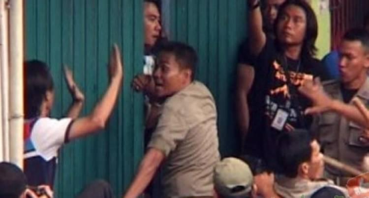 Oknum Satpol PP Merangin Jambi Diduga Keroyok Pelajar, Korban Lapor ke Polisi