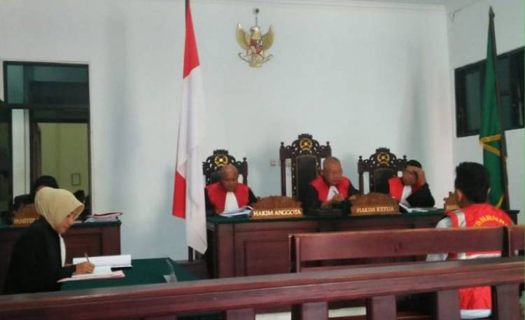 Dalam Kondisi Mabuk, Terdakwa Akui Tusuk Korban Lima Kali di Kapal