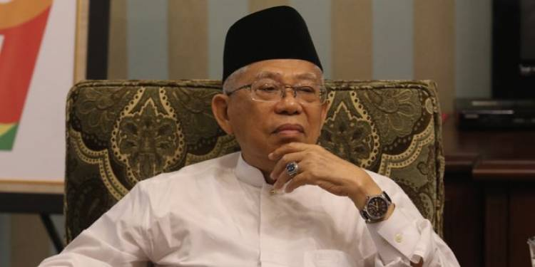 Rais Aam PBNU: Ma'ruf Amin Kader Terbaik NU Jangan Sampai Gagal Pilpres