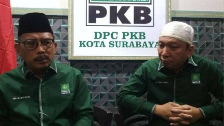 Caleg PKB Mengeluh Tandem Antar Caleg, Begini Sikap PKB Surabaya