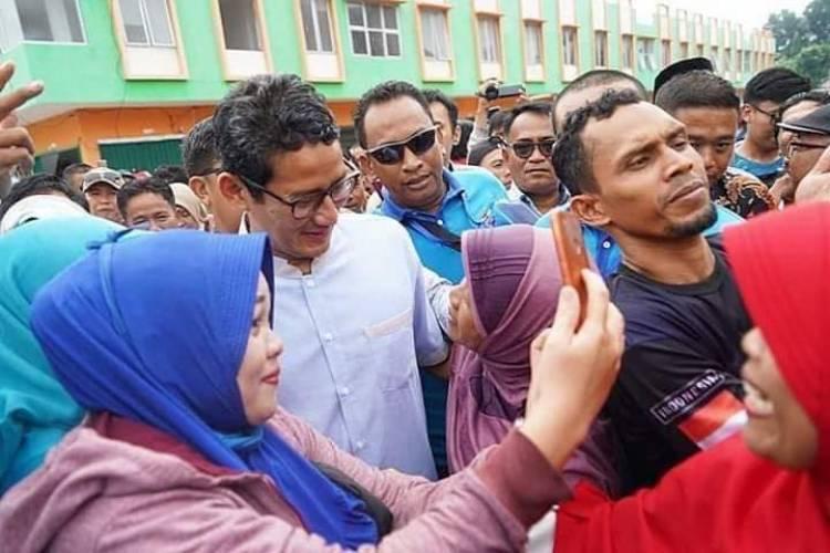 Petani Jambi Langsung Sodorkan Kontrak Politik ke Sandi