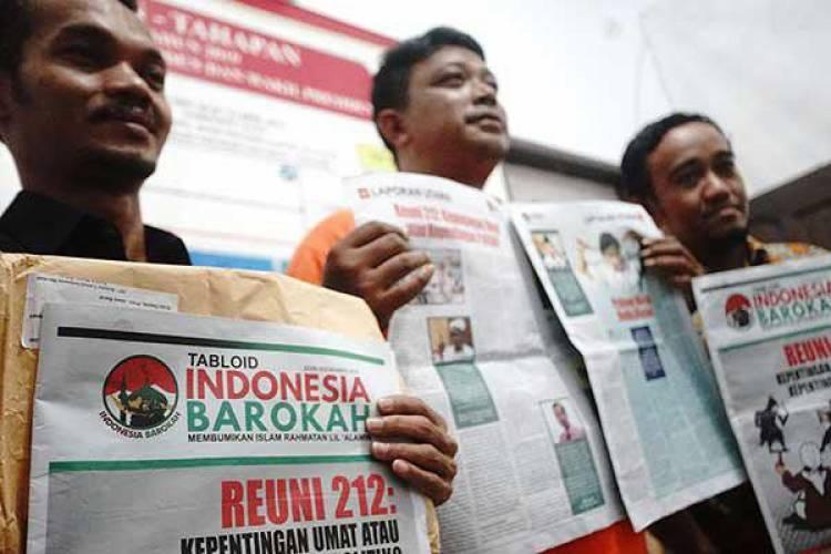 Bawaslu Amankan Bungkusan Tabloid Indonesia Barokah di Kantor Pos