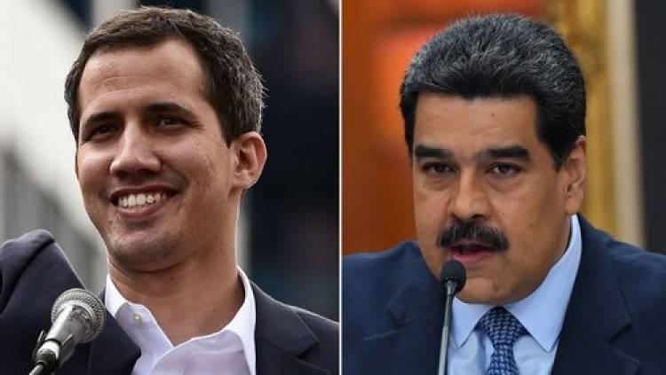 Presiden Tandingan Venezuela Nyatakan Telah Temui Pejabat Pemerintah