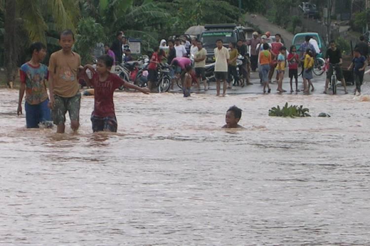Banjir Boalemo Akibatkan 4.987 Jiwa Mengungsi