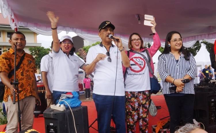 """Seng Mau Rokok"" Pejabat Pemkot Ambon Komitmen"