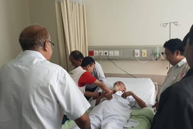 Rupanya Khawatir, Polisi Malaysia Pantau Pembebasan Abu Bakar Ba'asyir