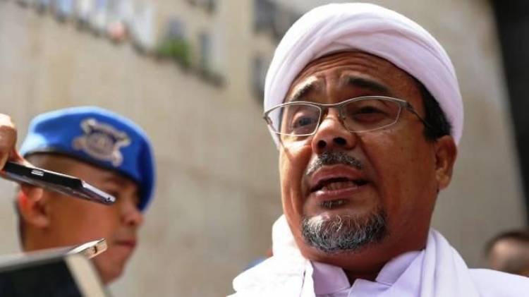 Maklumat Habib Rizieq Tinggalkan Prabowo-Sandi, FPI: Hoax!!!