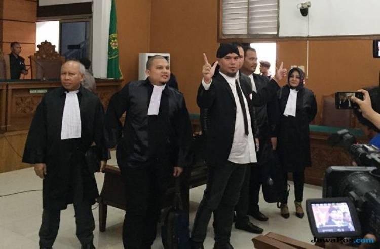 Ahmad Dhani Melawan, Lakukan Memori Banding ke Pengadilan