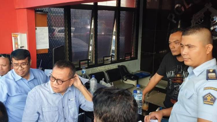 Giliran Ketua Seknas Prabowo-Sandi Kunjungi Dhani di Cipinang
