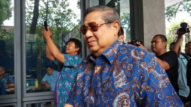 SBY Batal Berdiskusi Tokoh Masyarakat Tanjungpinang, Ada Apa?