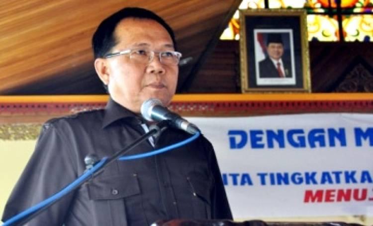 Kabar Duka, Abdul Fattah Mantan Bupati Batanghari Wafat