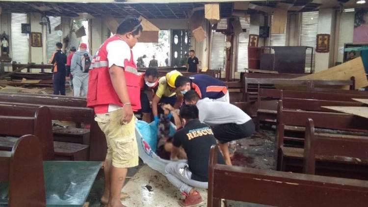 Filipina Sebut Identitas Salah Satu WNI Pengebom Bunuh Diri