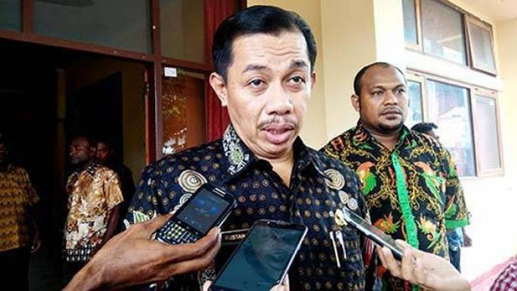 Gara-Gara Salam Literasi Wawako Jayapura Dipanggil Bawaslu