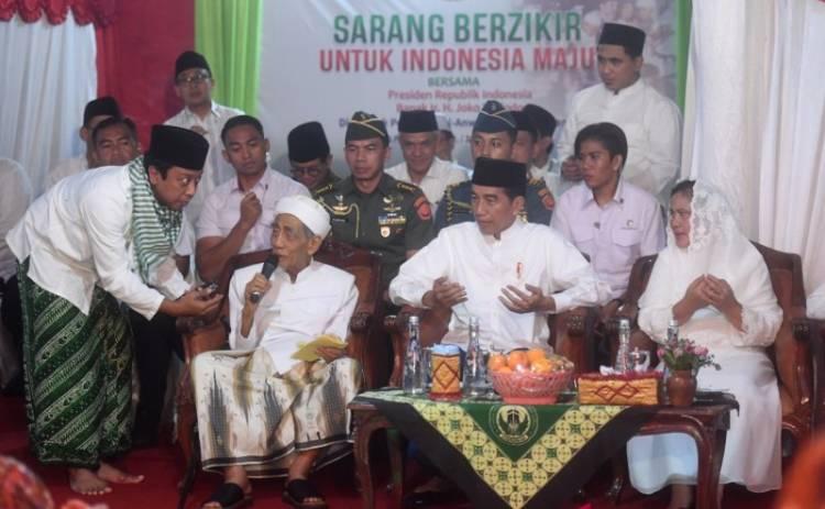 Rommy Sebut Mbah Maimoen Salah Mengucap Doakan Keberhasilan Prabowo