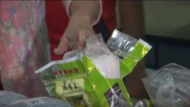 Polda Sumsel Ungkap Kasus Sabu-Sabu dari Tiongkok
