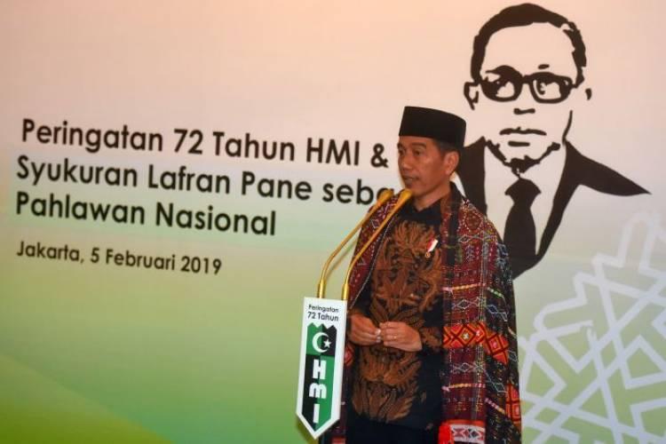 Disemprit Rusia, Jokowi Jelaskan Soal
