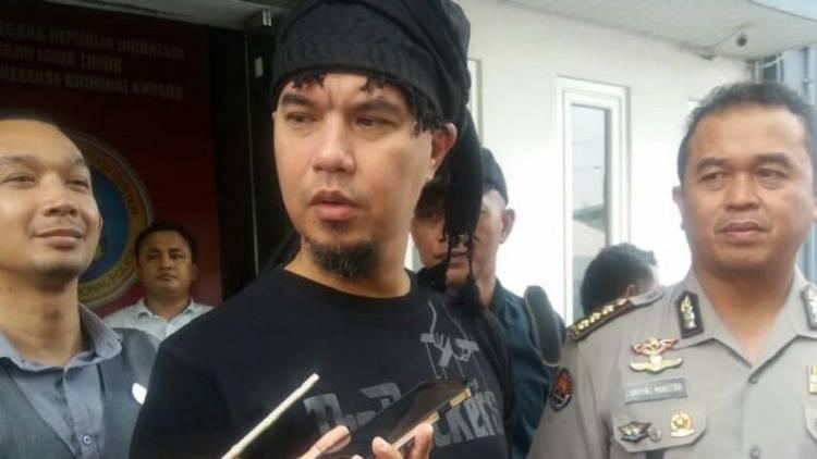 Fahri Hamzah: Sempat Debat, Ahmad Dhani Batal Ditahan di Surabaya