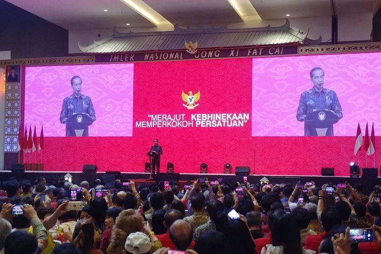 Imlek 2019 Perdana Nasional Digelar dan Dihadiri Jokowi