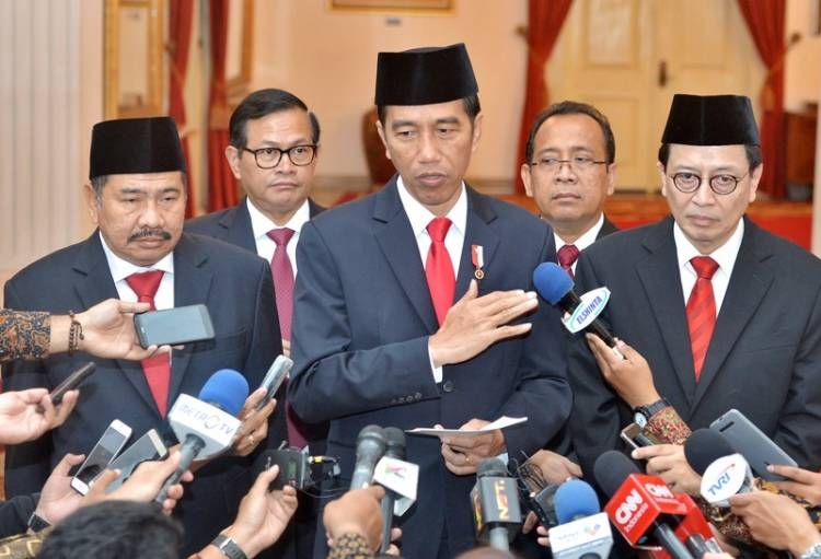 Jokowi: Saya Ingin Tahu Tantangannya, Udah Saya Ketuai Sendiri
