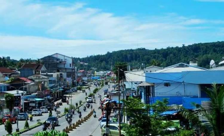 Gempa 4,1 SR Goyang Kaimana dan Manokwari