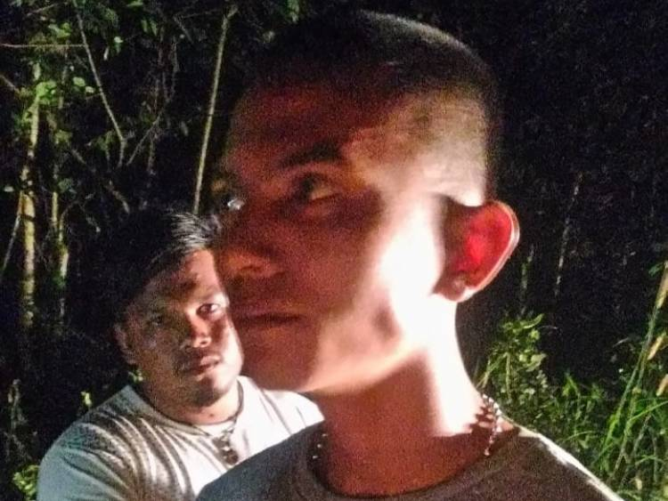 Hindari Warga Saat Bawa Kayu, Pemuda Sarolangun Ini Ngaku-ngaku TNI