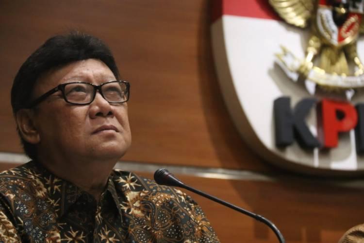 Bupati Kotim Tersangka Korupsi Rp5,8 T, Mendagri: Kami Serahkan ke KPK