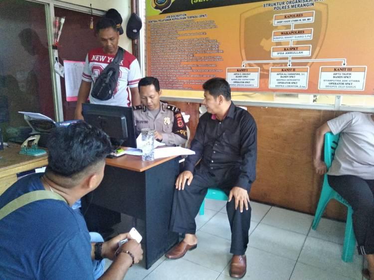 Lima Bulan Gaji Ditahan, Wakil Ketua DPRD Merangin Laporkan Sekwan ke Polisi