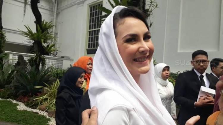 Bangga Jadi Ibu Wagub, Arumi Bachsin