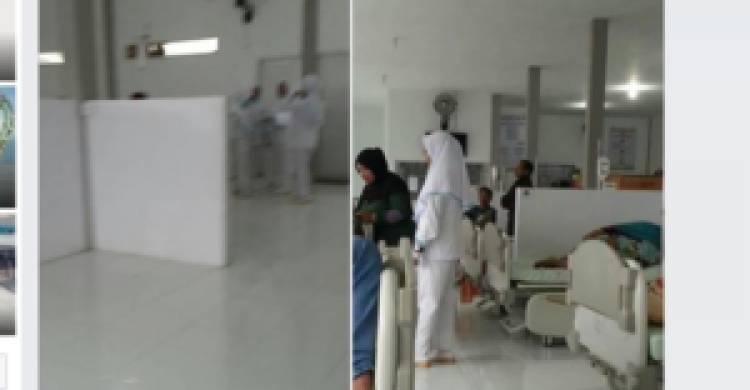 Lapor Pak Bupati Adirozal! Pelayanan RSU Kerinci Masih Buruk
