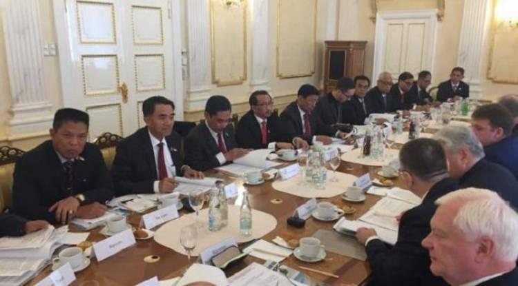 Kunjungi Sekretaris Dewan Keamanan Rusia, Ini yang Dibahas Wiranto