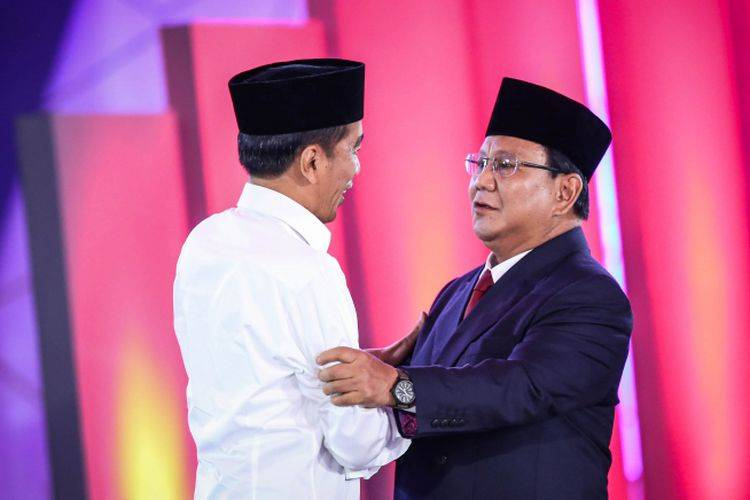 Sindir Jokowi, Prabowo: Kita Masih Belum Bela Petani Sendiri