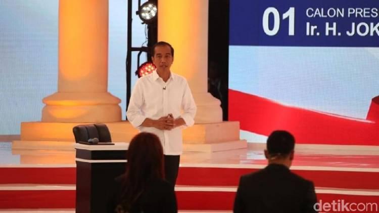 Jokowi Akui Beberapa Lubang Bekas Tambang Masih Menyisakan Masalah